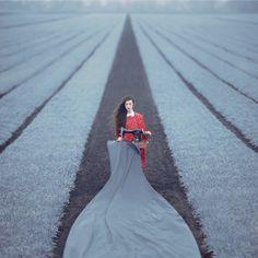 Oleg Oprisco's Stylized Photography Indulges the Fantasy of Escape | Hi-Fructose Magazine