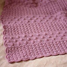 Instant download Blanket Crochet PATTERN pdf by monpetitviolon