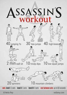 great circut workout