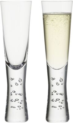 Verve Flute in Champagne Flutes | Crate and Barrel