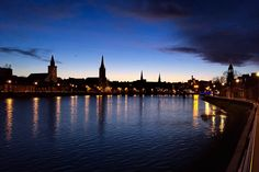 Inverness River Inverness, Opera House, River, Building, Places, Buildings, Construction, Rivers, Opera