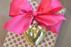 C'est si C'est si bon valentine gift of personalized scriptures. perfect craft idea & gift idea for valentines day