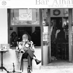 #alhambra #bar #sax