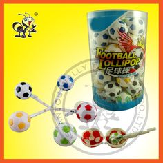 football candy toy - Buscar con Google