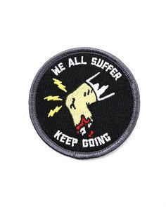 Keep Going Patch-FLTodd-Strange Ways