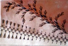 I ❤ embroidery . . . Love this... so elegant and fine. ~By Jo in NZ