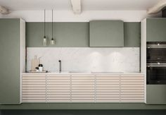 10 tips til nyt look i køkkenet Kitchen Interior, Modern Interior, Tropical Interior, Restaurant Bar, Decoration, Architecture Design, Kitchen Cabinets, House Styles, Furniture