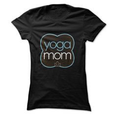Yoga shirt yoga lover mom custom Tshirt great gift for Mothers Day T-Shirts, Hoodies. Check Price Now ==►…