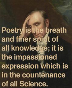 William Wordsworth on Pleasure as the Shared Heart of Poetry and Science Poetry Books, Poetry Quotes, William Wordsworth Poems, Forms Of Poetry, National Poetry Month, Inspirational Poems, Beautiful Poetry, Literature, How To Memorize Things