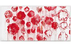 cy twombly blooming - Google Search