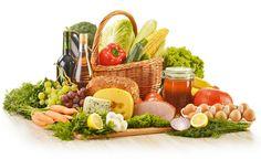 saure und basische Lebensmittel