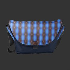 Purchase your next Blue messenger bag from Zazzle. Choose one of our great designs and order your messenger bag today! Designer Messenger Bags, Blue Gift, Personalized Gifts, Awesome, Shopping, Be Awesome, Personalised Gifts
