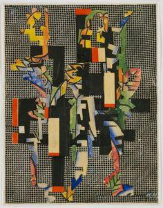 Hannah Höch, Collage II, c. 1925