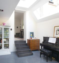 ambient architecture are Dublin architects with a dedication to contemporary design. We specialise in one-off houses, extension and renovations for private clients. Edwardian House, Victorian Homes, Dublin House, Hall Flooring, Georgian Interiors, Boundary Walls, Interior Design Software, Dormer Windows, My Ideal Home