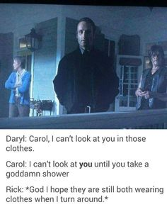 The Walking Dead funny meme