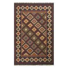Bedouin BD22 4' x 6' Adrian Ebony Area Rugs | Nebraska Furniture Mart