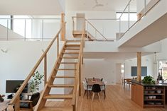 Shared-Housing Project in Japan: LT Josai by Naruse Inokuma Architects - http://freshome.com/2014/05/01/shared-housing-project-japan-lt-josai-naruse-inokuma-architects/