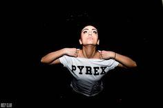 PYREX GIRL #new #collection #pyrex #pyrexstyle #tshirt #springsummer16 #streetstyle #pyrexnight #pyrexoriginal #nothingbetter