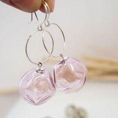 #earrings #glassart #glass #jewelrydesig #jewelry #artjewelry #lampwork #handmadejewelry #blownbead