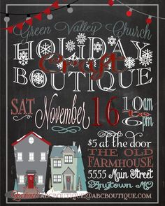 Retro Craft Fair Flyer Template - The classic colors, home-made textures, and retro type of this craft fair flyer make it a wonderful way to advertise for an expo of all things homespun. Description from pinterest.com. I searched for this on bing.com/images