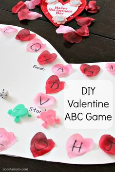 DIY Valentine's Day