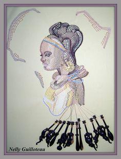"""""""Afrique"""", Modèle SCAb (Prix : 5,00 €)"""