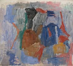 vuls: Philip Guston The Return 1956–8