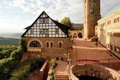 'Wartburg' at Eisenach, Germany