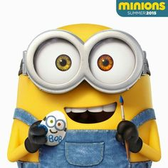 #Minions #Bob #Easter | Minions Movie | In Theaters July 10th