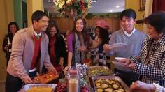 "This is the handsome Coco Martin along with the pretty Julia Montes and the pretty Kathryn Bernardo surprising and having a Christmas lunch with a Filipino-American Family in Los Angeles, California, U.S.A. during the taping of the 2011 ABS-CBN Christmas Station ID, ""Da Best ang Pasko ng Pinoy."" #CocoMartin #IdolongMasa #JuliaMontes #KathrynBernardo #DaBestPasko #DaBestangPaskongPilipino #DaBestangPaskongPinoy #ABSCBNChristmasStationID"