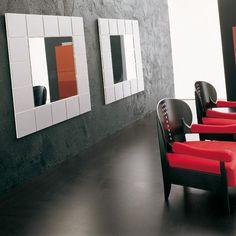 Specchio Quadrus- design Bruno Rainaldi - Alivar