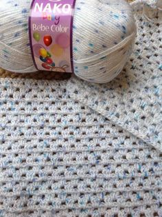 "OYA's WORLD- Crochet-Knitting: Crochet: ""Granny Stripe"" Baby Blanket"