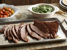 Get Beer Braised Brisket Recipe from Cooking Channel