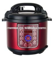 Stainless Steel Commercial Pressure Cooker Multicookings CE CCC
