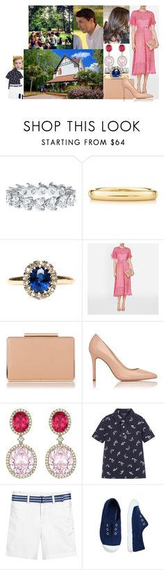 """""""Attending the parent orientation at Miss Delaney's Nursery School with William"""" by lady-maud ❤ liked on Polyvore featuring Elsa Peretti"""