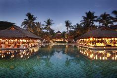 InterContinental Bali Resort in Indonesien
