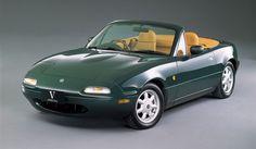 Mazda Roadster (1st gen.model, 1989 debut) 'V Special'