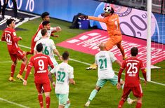 Bayern Munich held by Werder Bremen in 1-1 draw at Allianz Arena - FOOTBALL FLAME