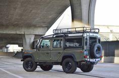 4.2L-Powered 1993 Land Rover Defender 110 NAS