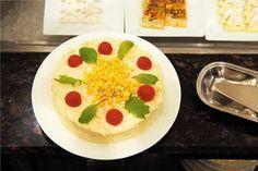 """ケーキじゃなくてポテトサラダ! """"バイキング""""発祥の老舗ホテルで日本初を食べる   FOOD   ananニュース"""