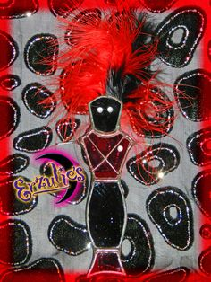 #Voodoo Dolls ~ Stained Glass Voodoo Dolls for Papa Legba, Road Opener ~ exclusively at Erzulie's!