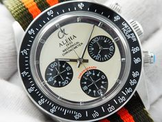 Alpha Watch - $205 + shipping and import taxes