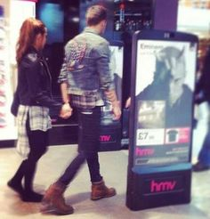 Liam and Sophia shopping today