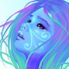 Destiny blue Like & Repin. Noelito Flow. Noel  Panda http://www.instagram.com/noelitoflow