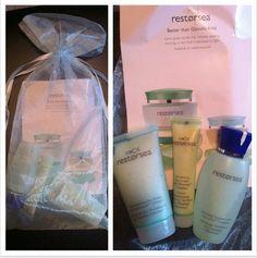 @uwantangelique won an anti-aging gift set from Restorsea!