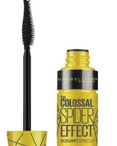 ONLY 1 IN PACK Maybelline Volum Express The Colossal Spider Effect Mascara 221 Glam Black ** You can get more details by clicking on the image.