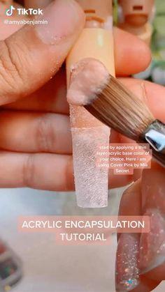 Acrylic Nail Supplies, Acrylic Nails At Home, Acrylic Nail Tips, Bling Acrylic Nails, Cute Acrylic Nail Designs, Simple Acrylic Nails, Aycrlic Nails, Dope Nails, Acryl Nails