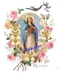 Resultado de imagem para oração de santa luzia para imprimir Santa Lucia, Mother Mary, Princess Zelda, Disney Princess, Disney Characters, Fictional Characters, Aurora Sleeping Beauty, Portrait, Madonna