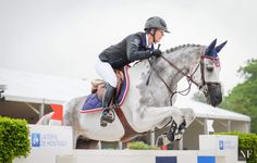 Lauren Hough and Coronet 39 - GCL Paris 2016