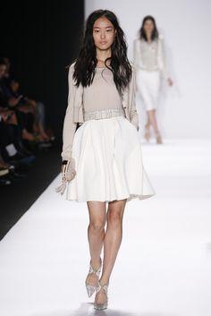Badgley Mischka RTW Spring 2015 - Slideshow - Runway, Fashion Week, Fashion Shows, Reviews and Fashion Images - WWD.com